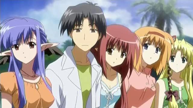 Resultado de imagen para Shuffle! anime